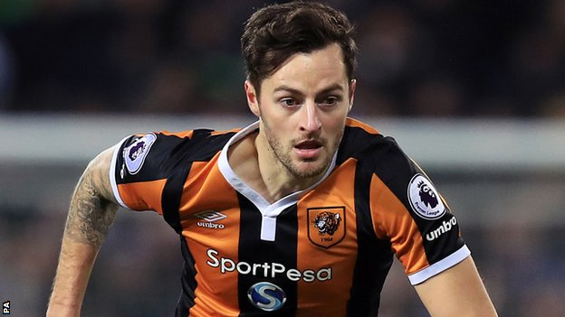 Ryan Mason: Hull City Midfielder Returns to Training Ground After Fracturing his Skull