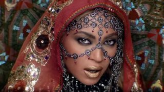 Coldplay and Beyonce video causes culture row