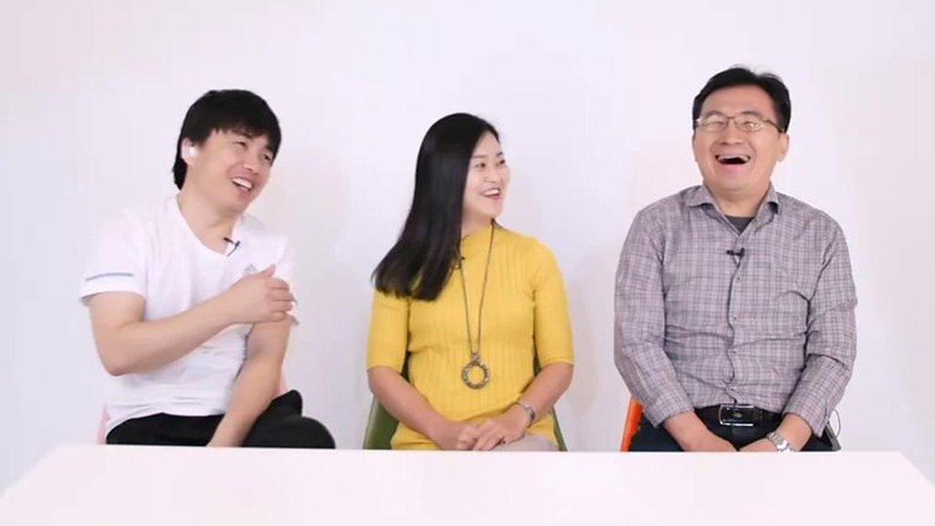 North Korean defectors answer 'stupid questions'