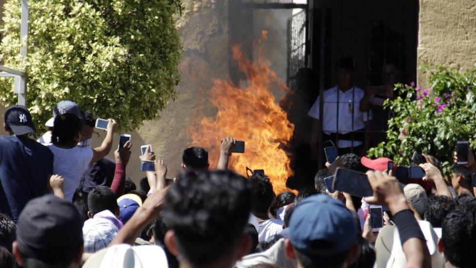 'Fake news' en México: cómo un mensaje de WhatsApp llevó a un pequeño ...