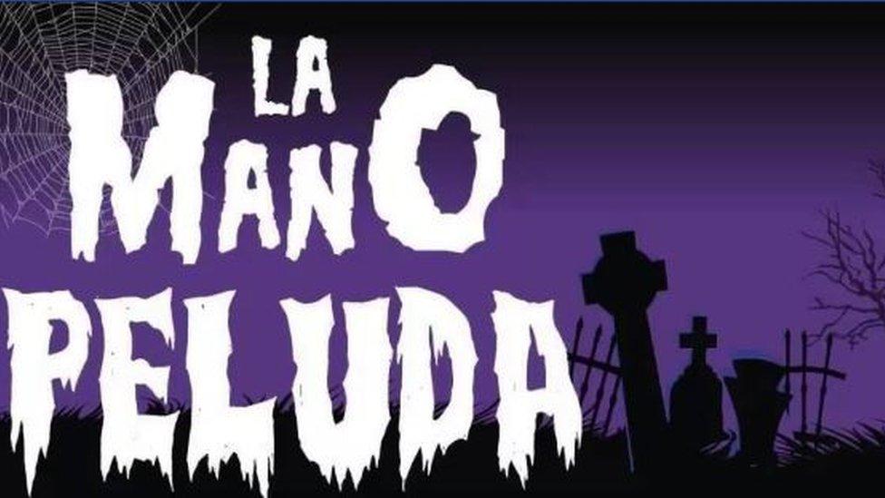 La Mano Peluda (Foto: La Mano Peluda/YouTube).