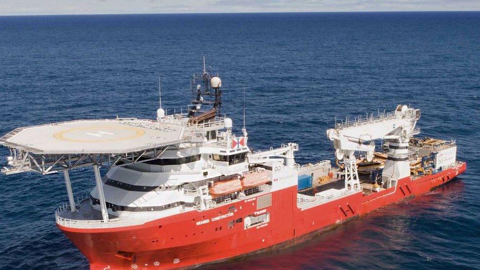 ARA San Juan: la tecnología que hizo posible encontrar el submarino desaparecido ...