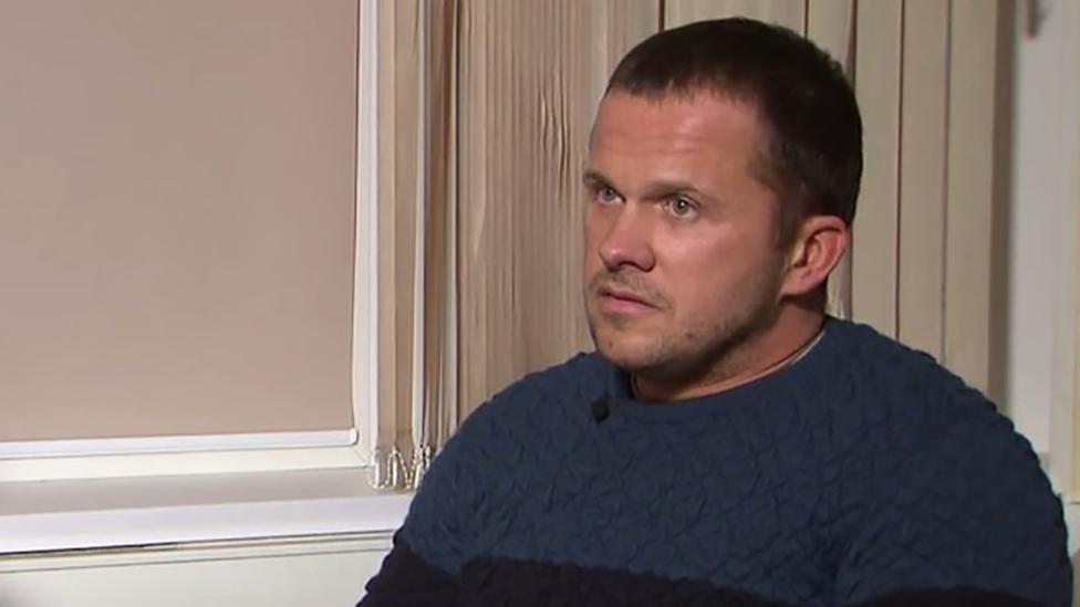 Skripal attack: Second Russian Salisbury suspect named