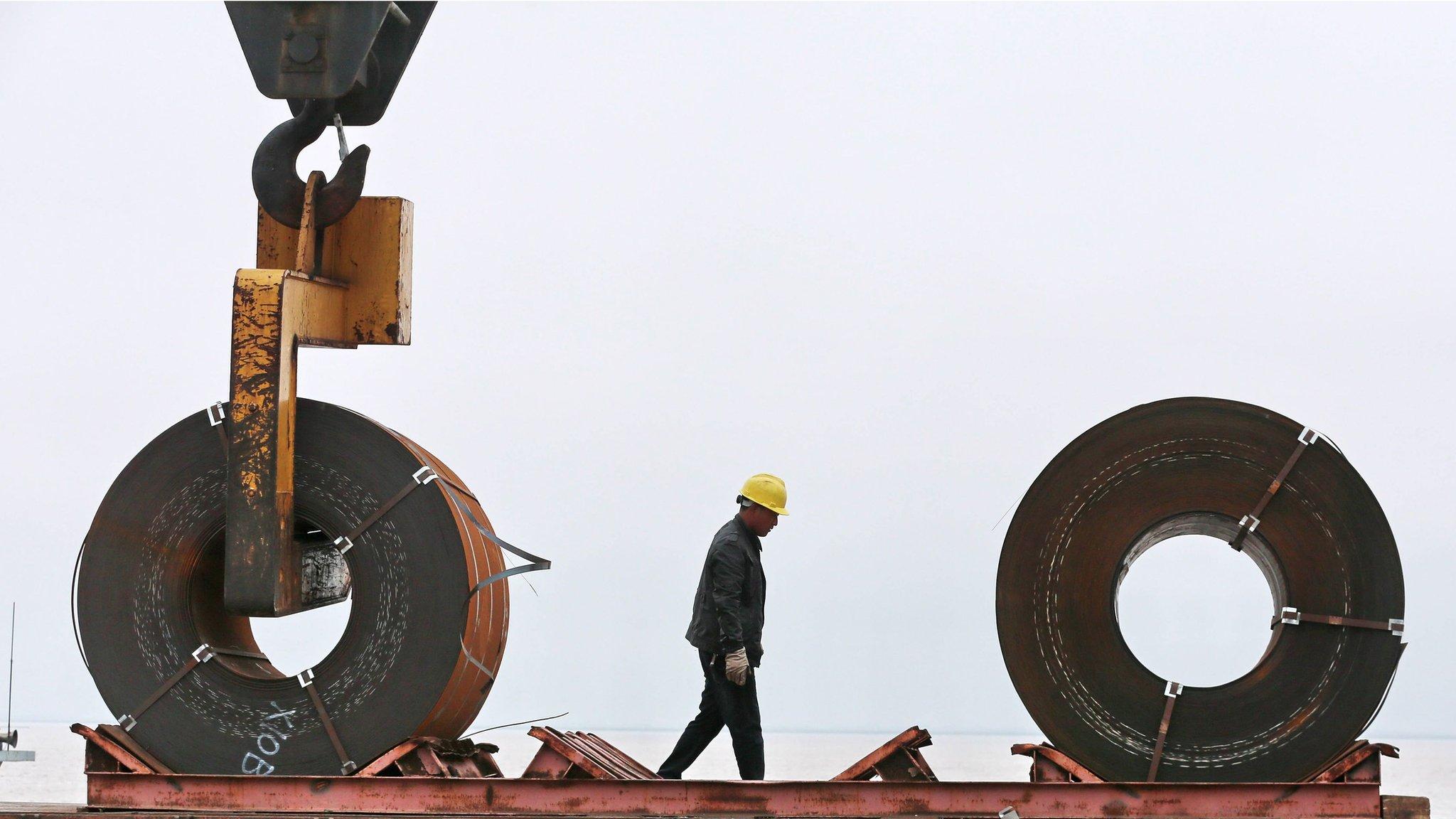 Is Trump administration losing the China trade war? | BBC