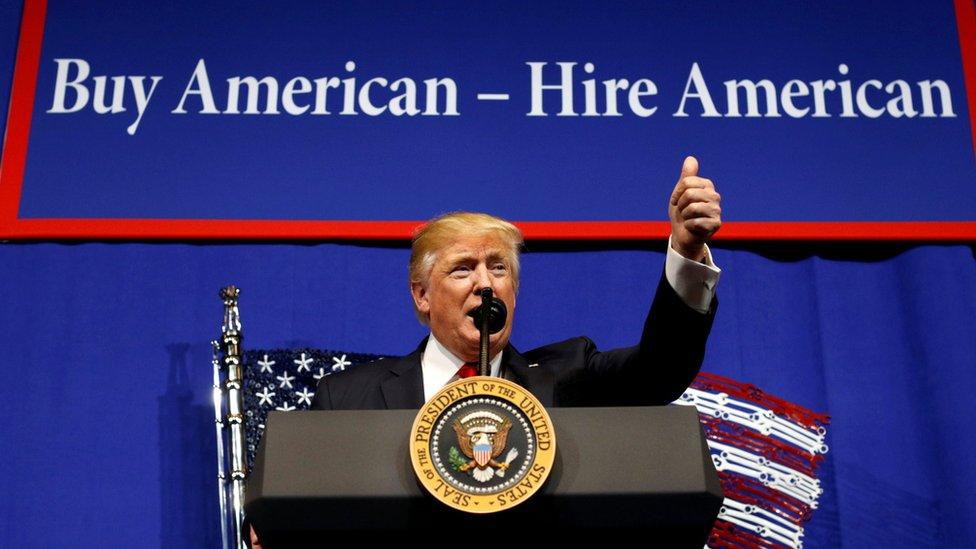 Si no hay acuerdo justo, saldremos del TLCAN: Trump