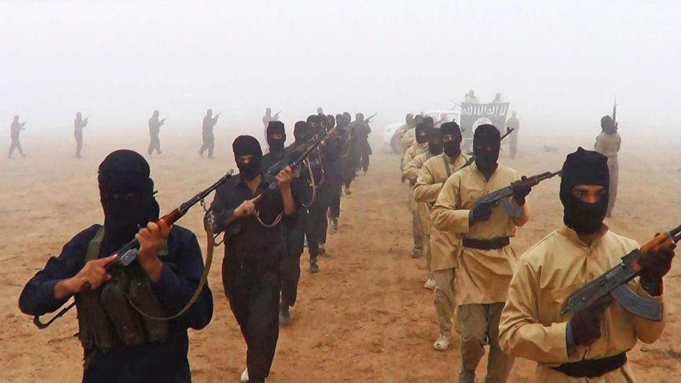 'داعش' وېډیو کې ایران ته ګواښ کړی