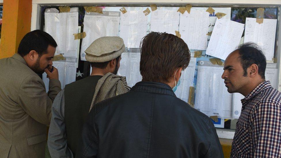 افغان ټاکنې: د کابل رایو باطلولو پر پرېکړه له سره غور کېږي