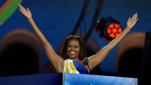 Special Olympics: Michelle Obama opens Games in Los Angeles