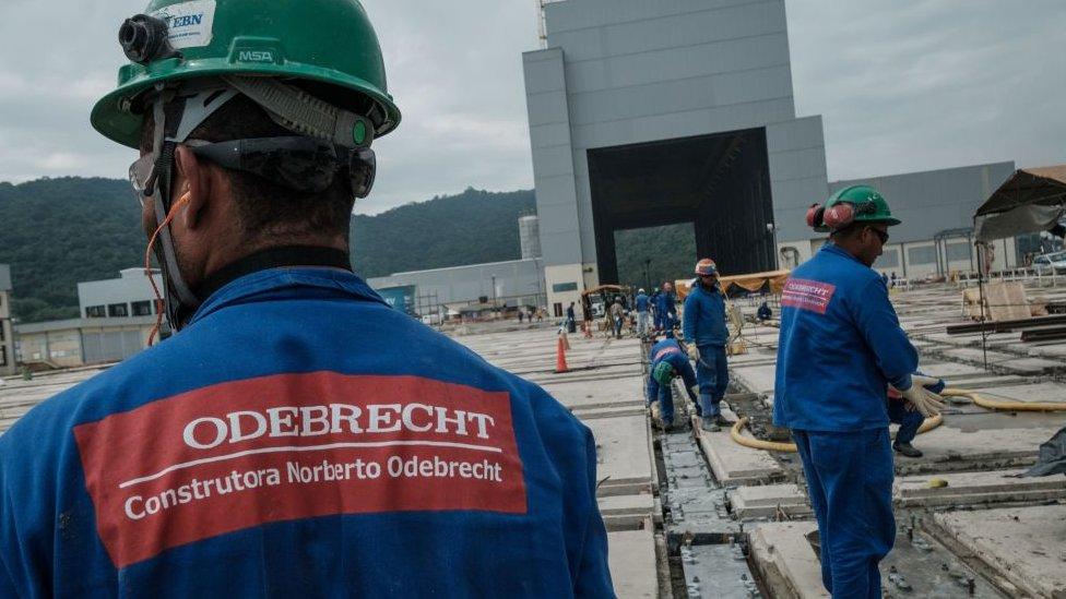 La constructora llegó a ser una de las mayores del mundo.