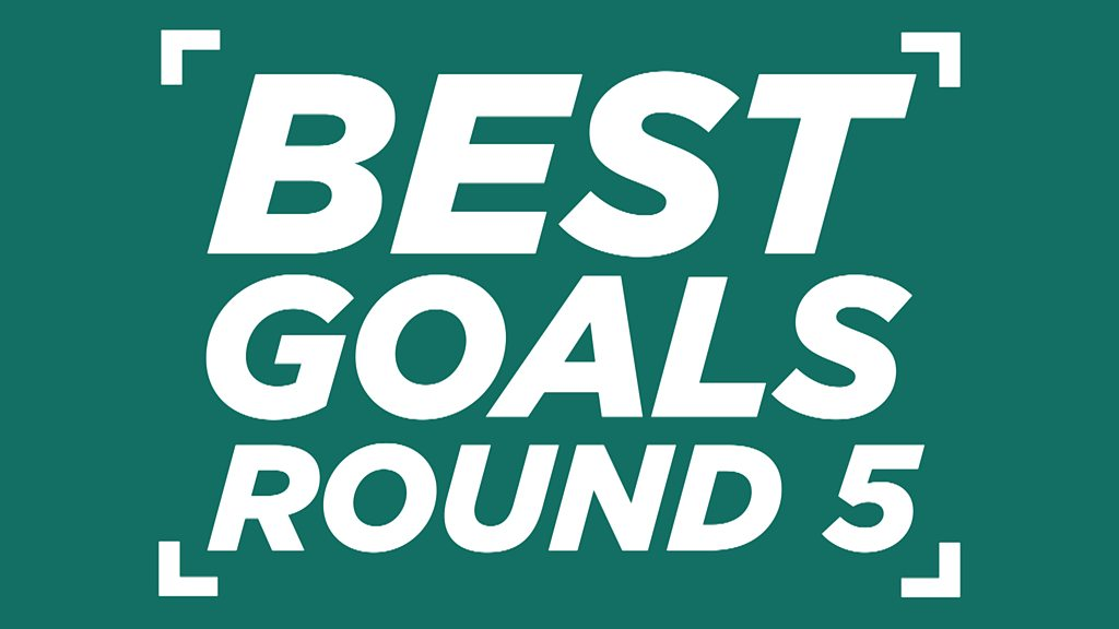 FA Cup: Best fifth-round goals include Rudy Gestede's acrobatic volley