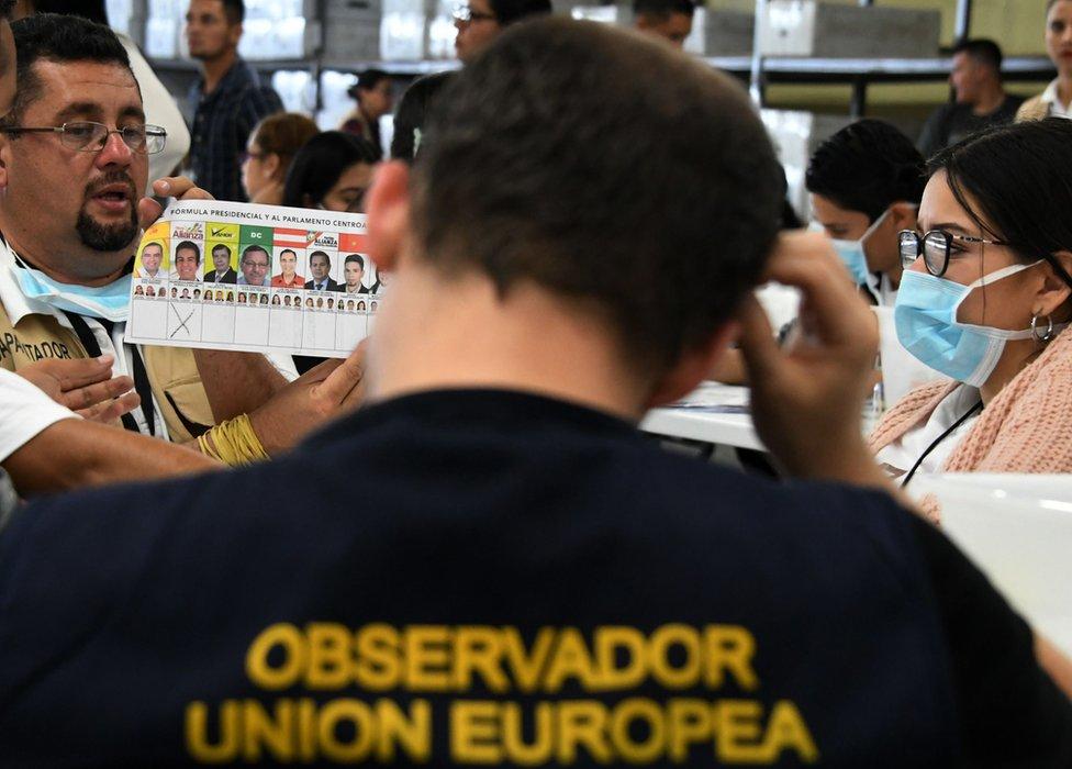 Honduras elecciones.