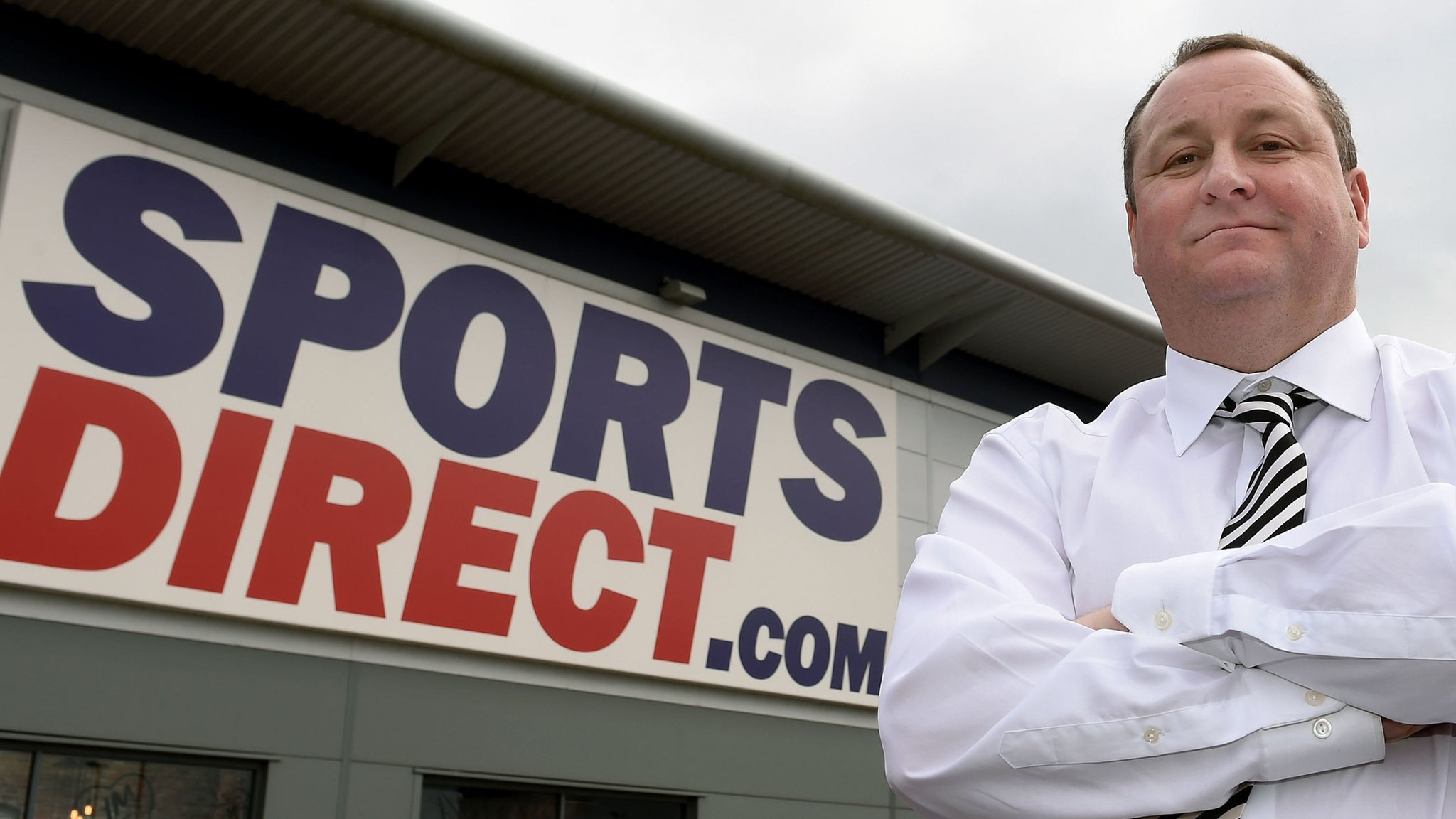 Newcastle spent £1.3m in a year at Ashley's Sports Direct