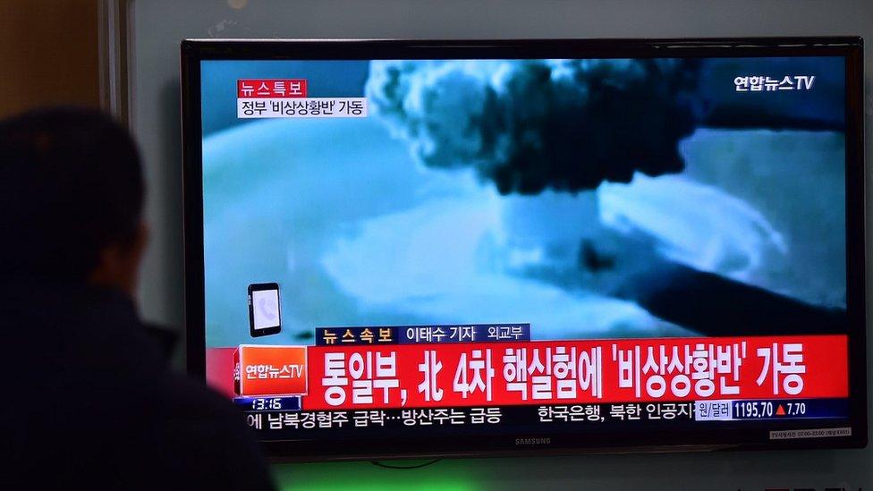 TV de Corea del Sur