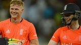 Sam Billings & Eoin Morgan