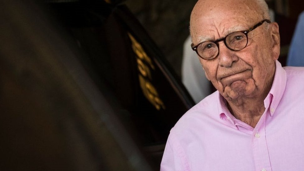 Murdoch asks to merge Times titles