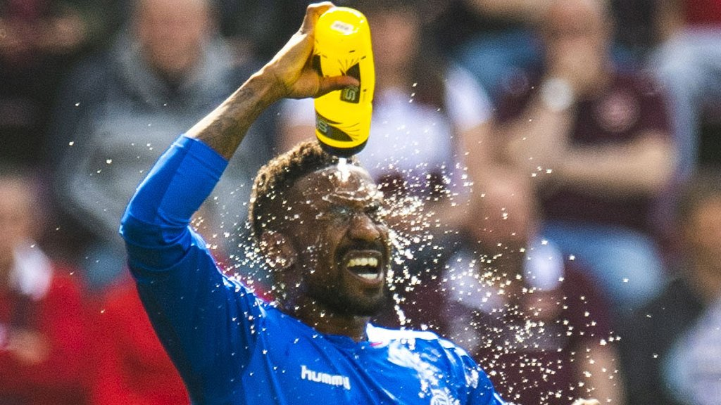 Scottish Premiership: Heart of Midlothian 1-3 Rangers