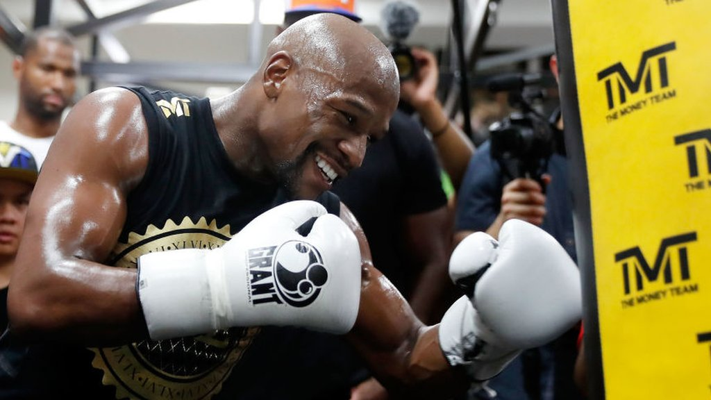Floyd Mayweather: Conor McGregor was dirty when sparring Paulie Malignaggi