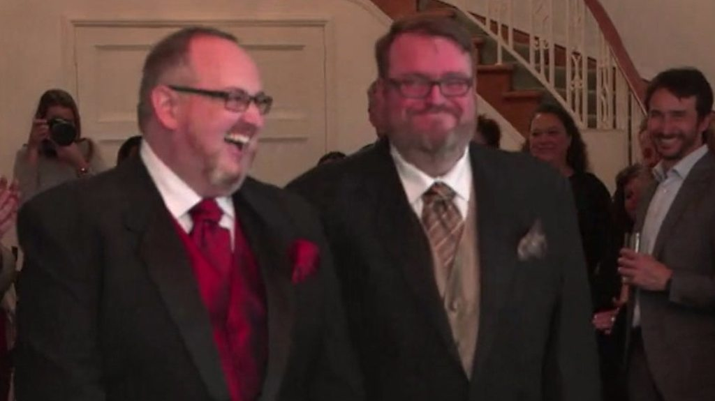 British High Commission helps gay couples marry in Australia