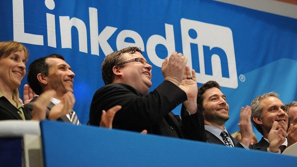 Russian arrested over LinkedIn hack