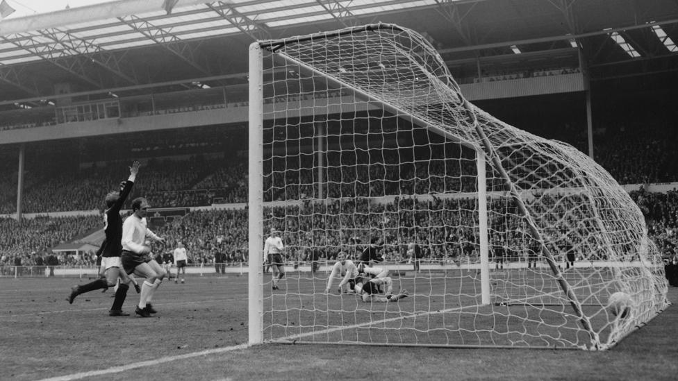 Escocia venció a Inglaterra en Wembley