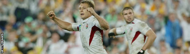 Jonny Wilkinson, Rugby World Cup 2003