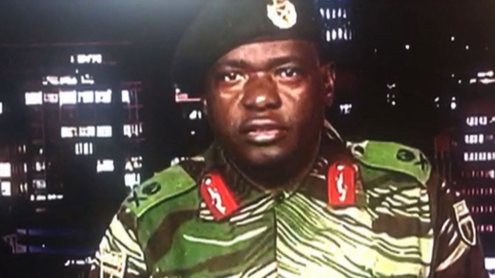 Have Zimbabwe's generals turned into democrats?