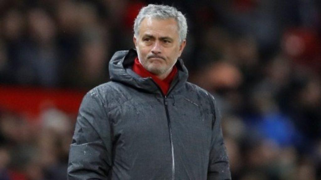Man Utd 3-0 Stoke: Jose Mourinho pleased with second-half display