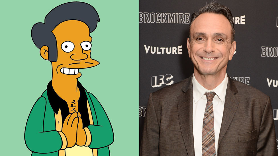 Simpsons Apu actor 'willing to step aside' from role