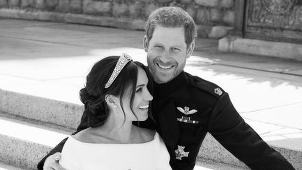 Royal Wedding 2018: Harry and Meghan release official photos
