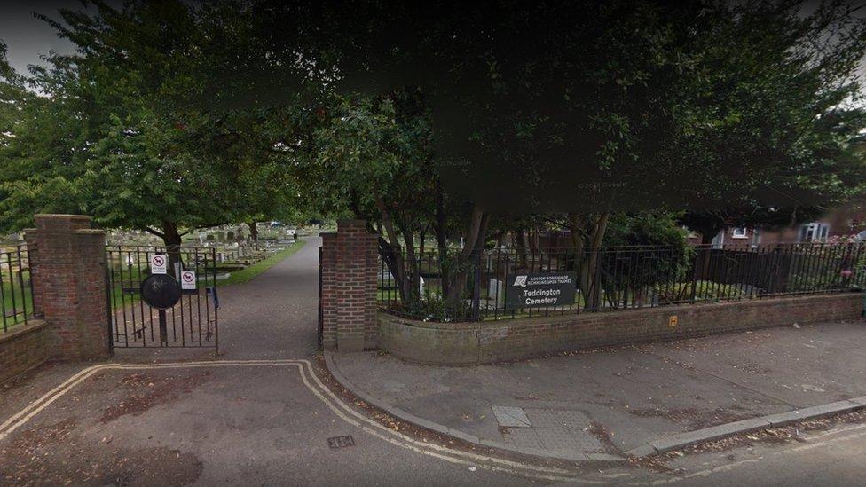 Girl, 11, sexually assaulted by boys aged under 10 in Teddington Cemetery