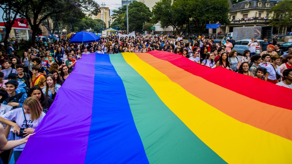 Majority in Brazil's top court to make homophobia and transphobia crimes