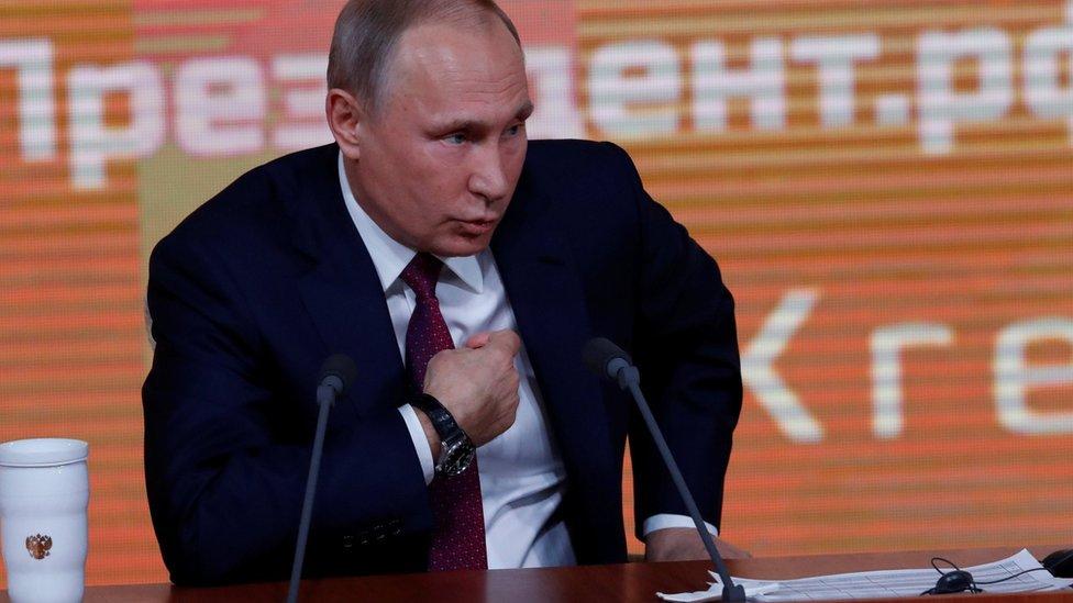 Putin: 'Đối lập phải có ý tưởng khiến dân tin'