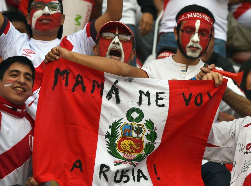 Perú podría regresar a un Mundial después de 35 años de espera.