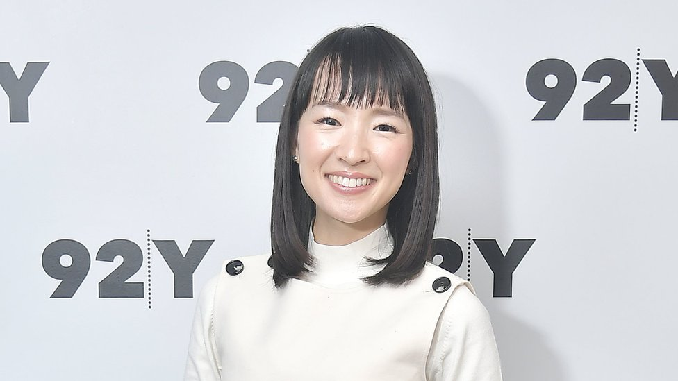 Marie Kondo - does tidiness really equal a clean mind?
