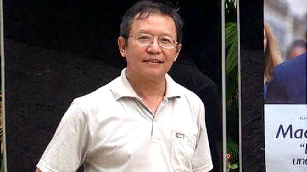 Tổng Lãnh sự Pháp 'gặp' ông Phạm Minh Hoàng