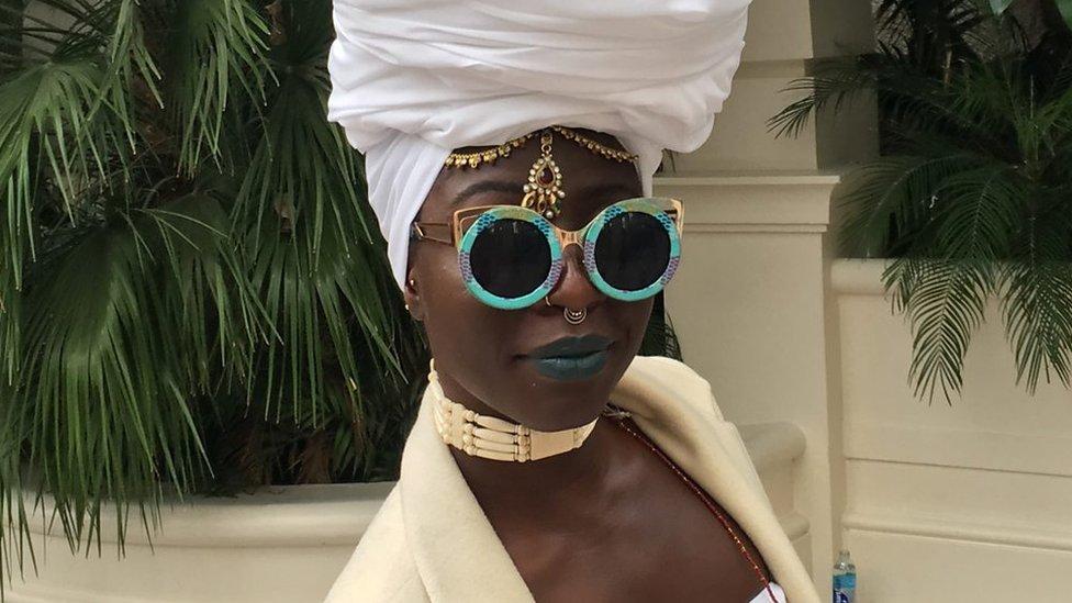Le festival musical Afropunk célèbre la culture noire