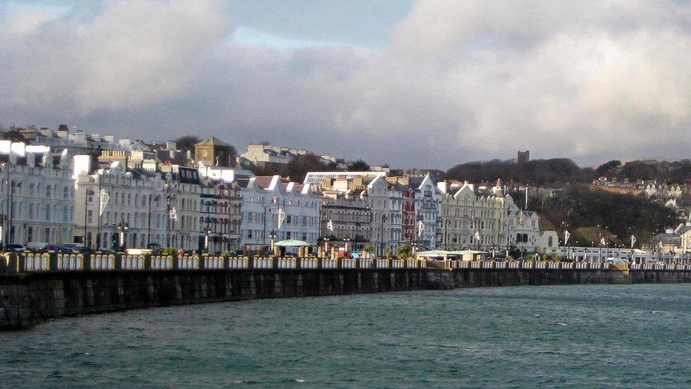 En los 60, el turismo era el principal motor económico de la Isla de Man.