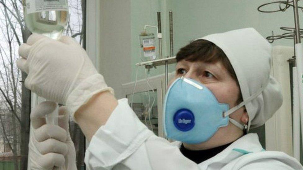Отравление детей в Бердянске: угрозы жизни нет