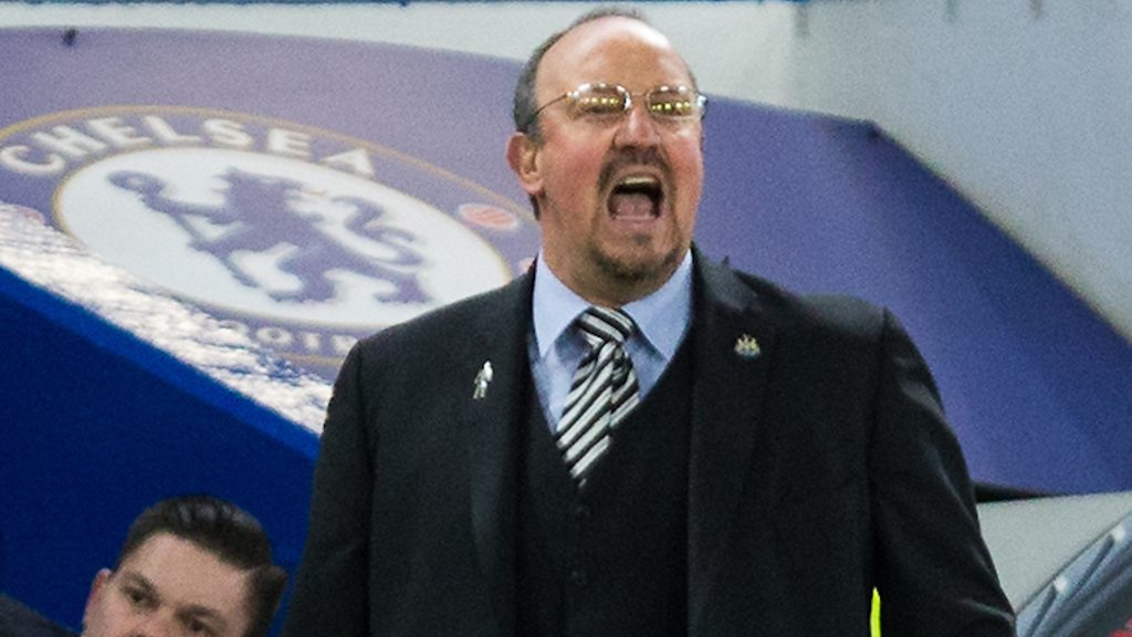 Chelsea 2-1 Newcastle: Lots of positives for Magpies, despite 'pity' of no points - Rafa Benitez