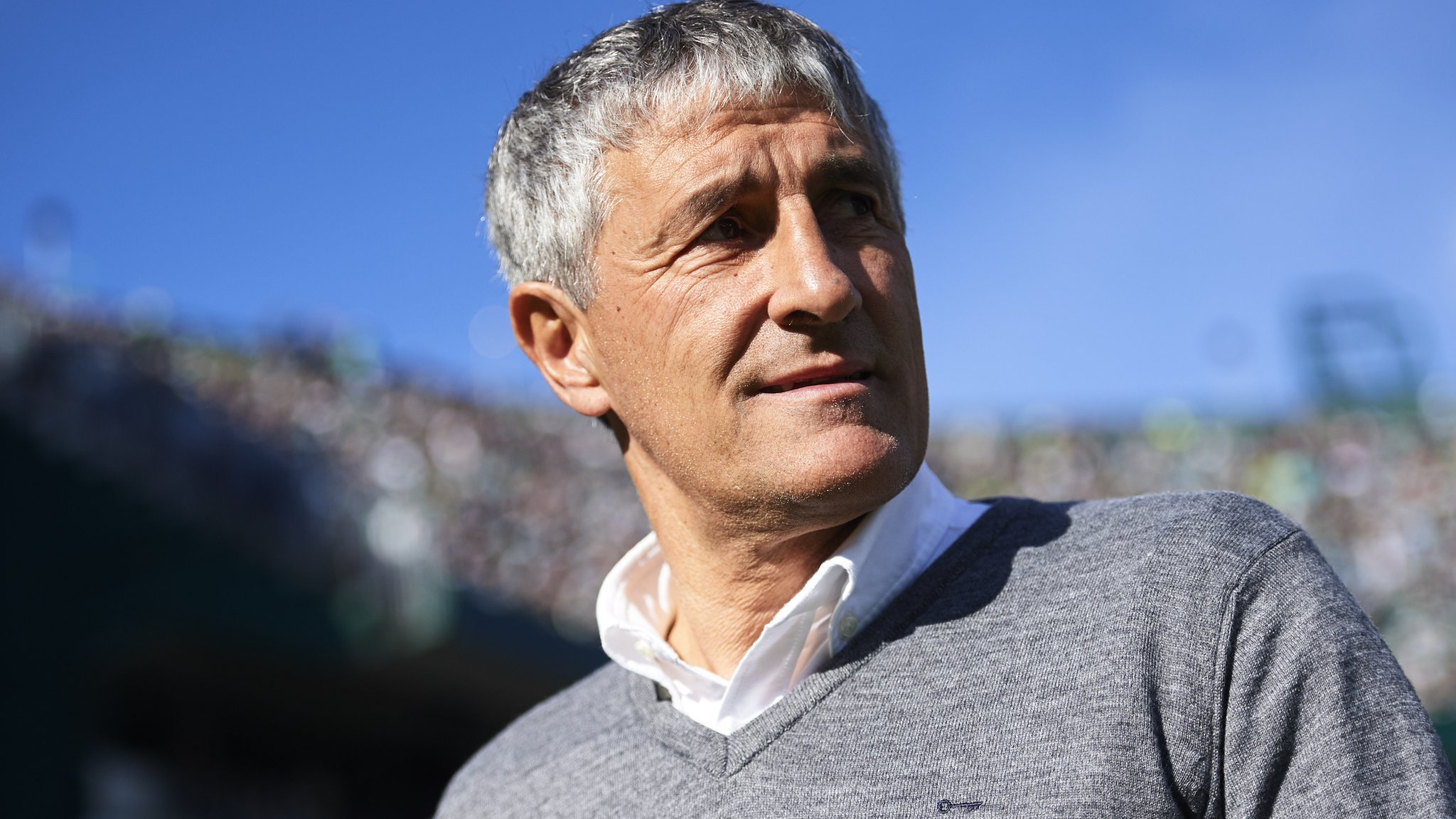 Quique Setien: Could Real Betis boss be Spain's next great manager?