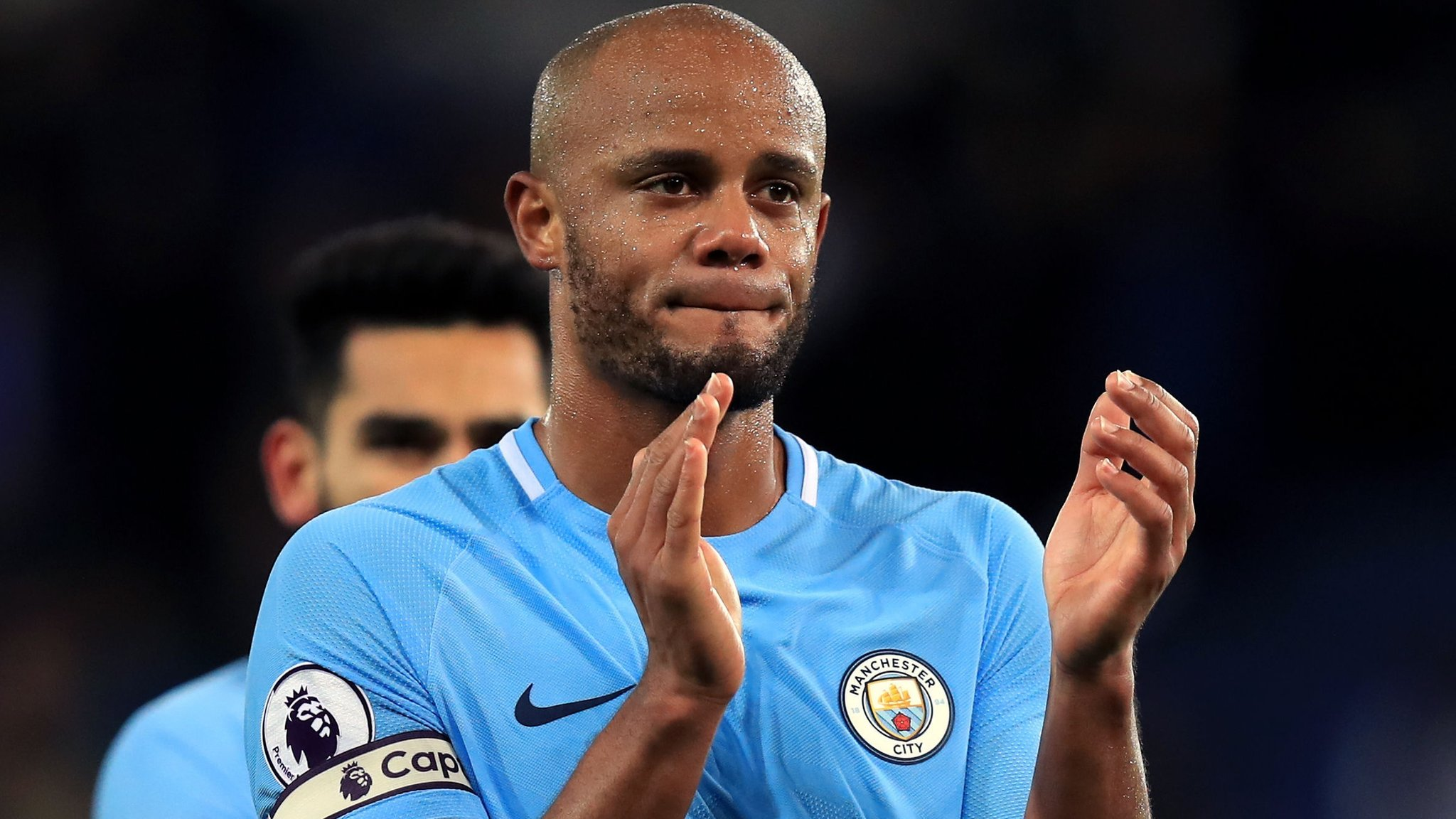 Manchester City v Feyenoord: Vincent Kompany 'a risk' for Champions League