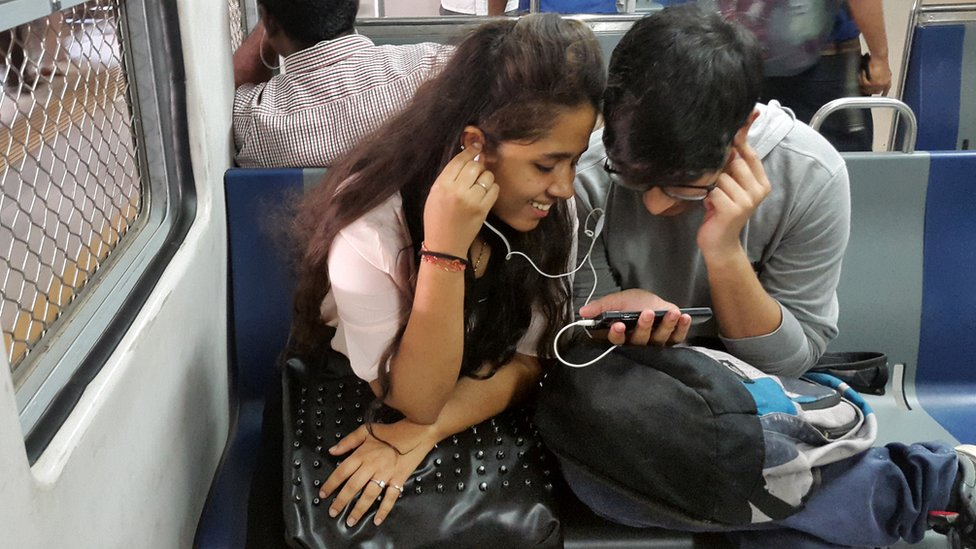 Mobile data: Why India has the world's cheapest