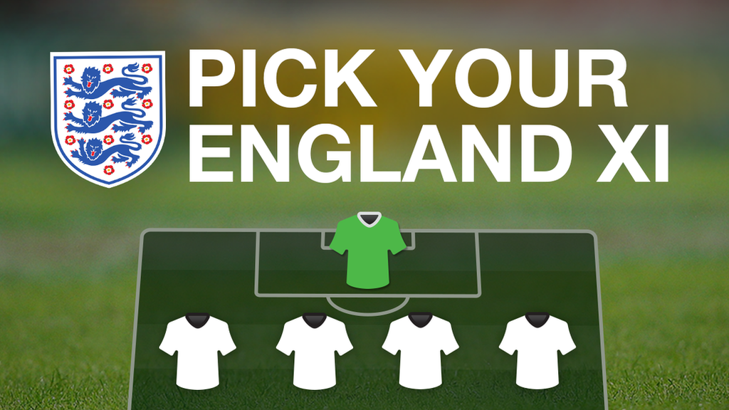 Who is in goal? 4-3-3 or 3-4-3? Pick your England World Cup team