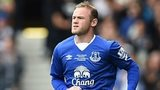 Former Everton forward Wayne Rooney