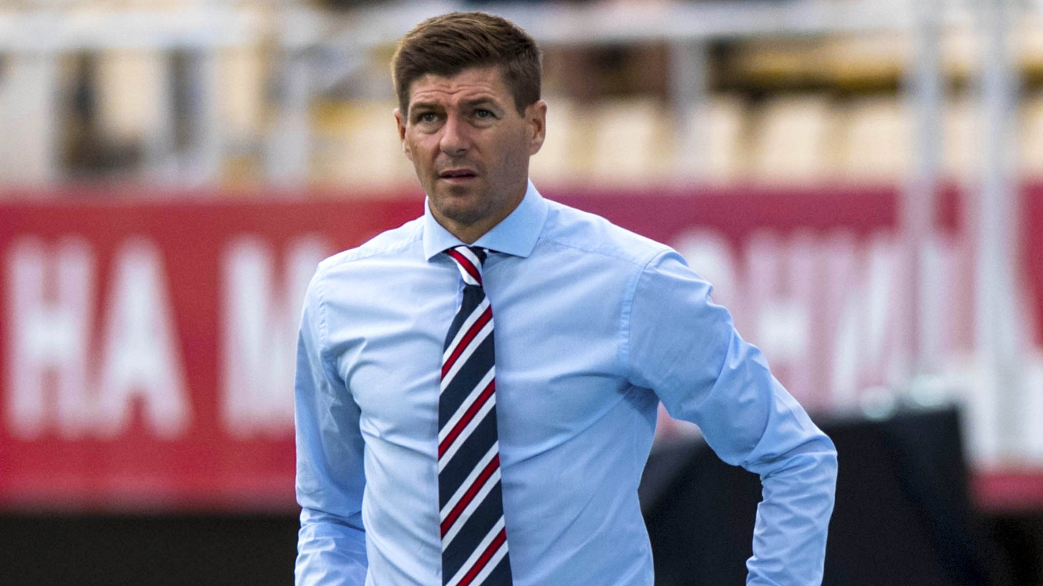 'A hell of a lot to do': Gerrard says Rangers need more attacking threat