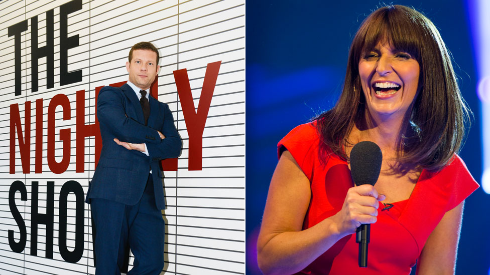 Was ITV's The Nightly Show a success?