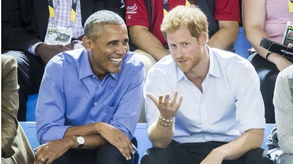 Obama, Harry