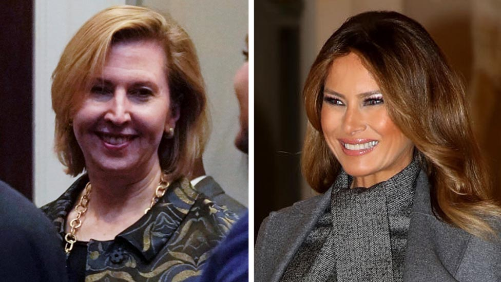 White House aide Mira Ricardel removed after Melania Trump row