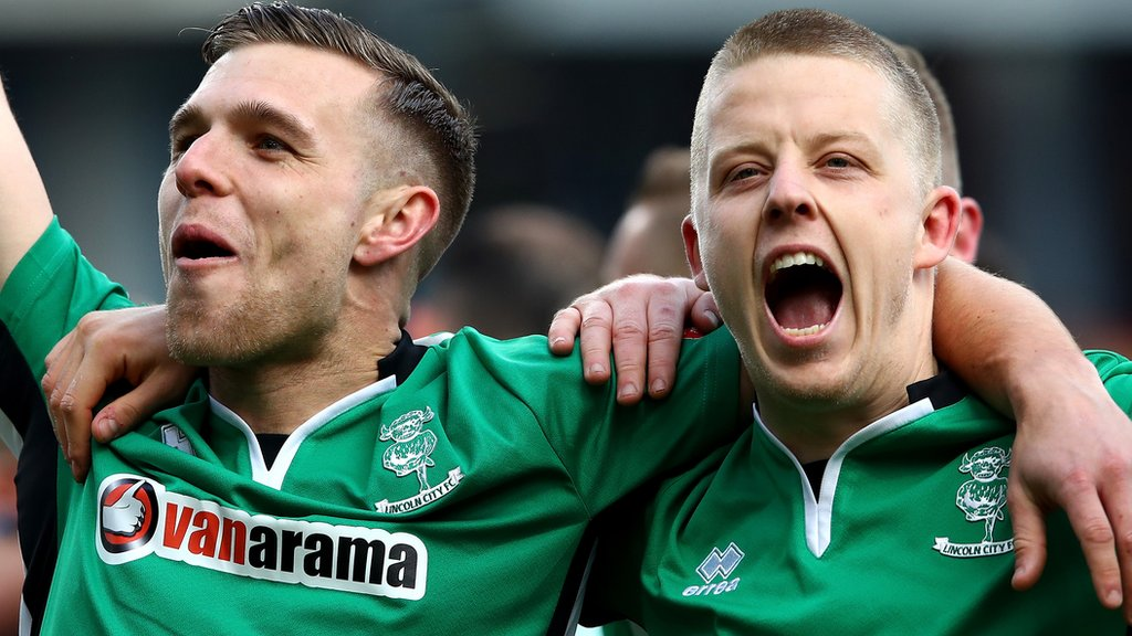 Lincoln achieve 'miracle' - plus which did you vote the greatest FA Cup shock?