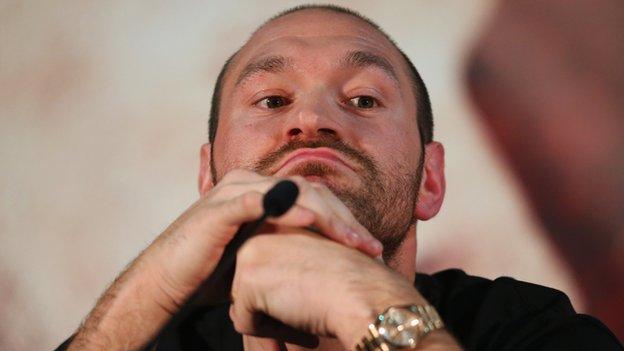 Tyson Fury: Eddie Hearn does not think heavyweight champion will fight again